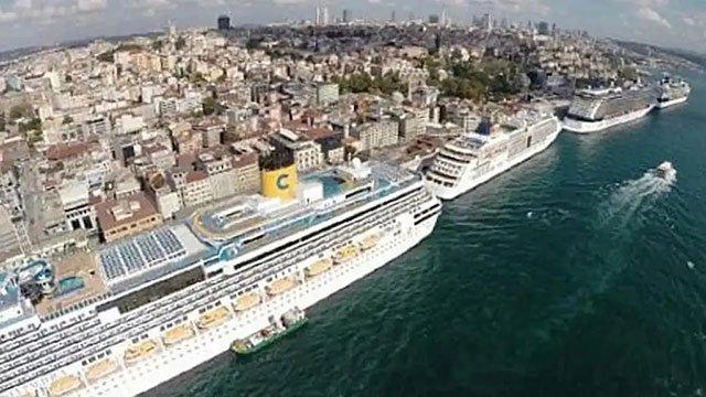 istanbul galataport transfer