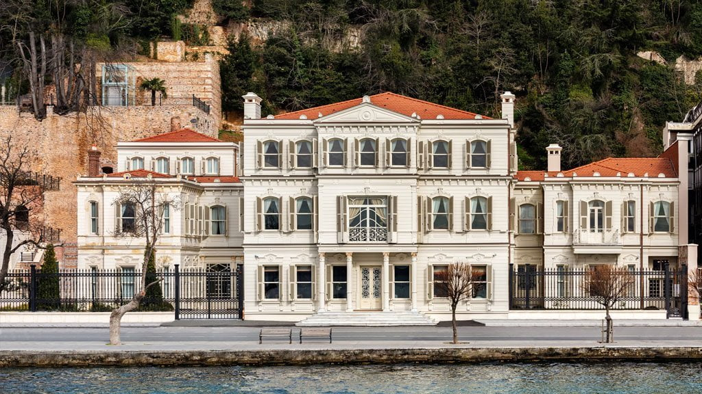 kocatas mansions istanbul private transfer