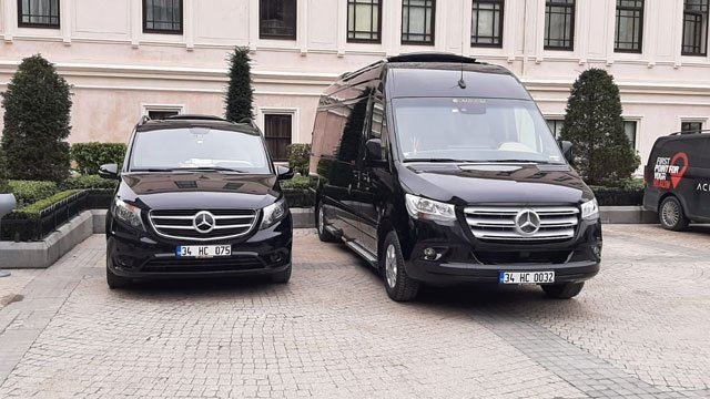 safe airport transfer istanbul