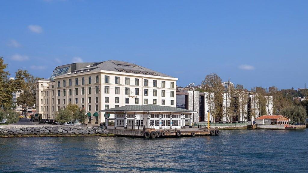 Airport Transfer To Shangri-la Bosphorus