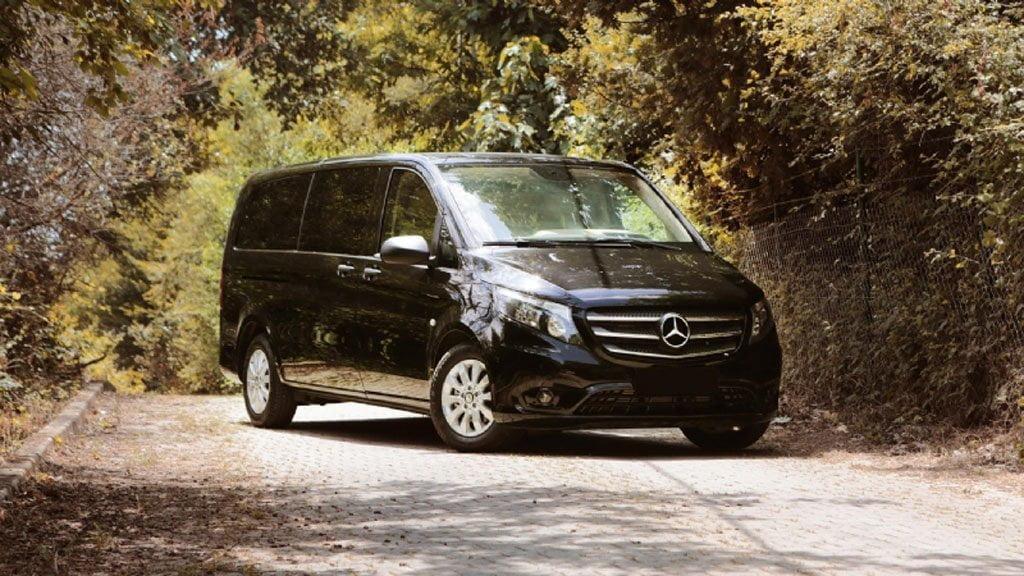 Vito Minivan VIP